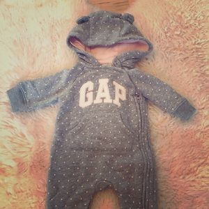GAP One Pieces - Gap Sweatshirt Suit 0-3 Months